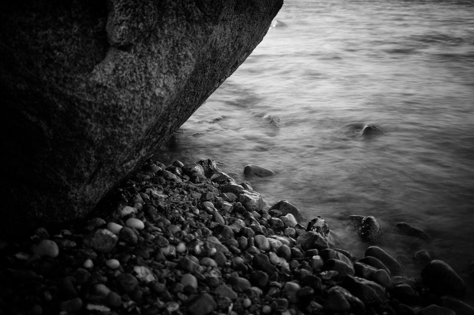 Der Strand von Brook
