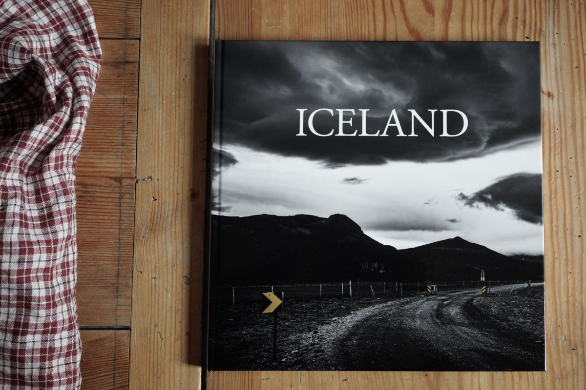 ICELAND - ein Coffeetable-Book