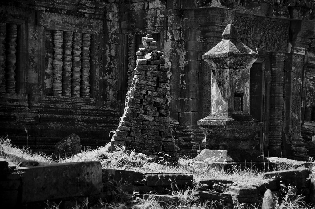 Nochmehr Stupas