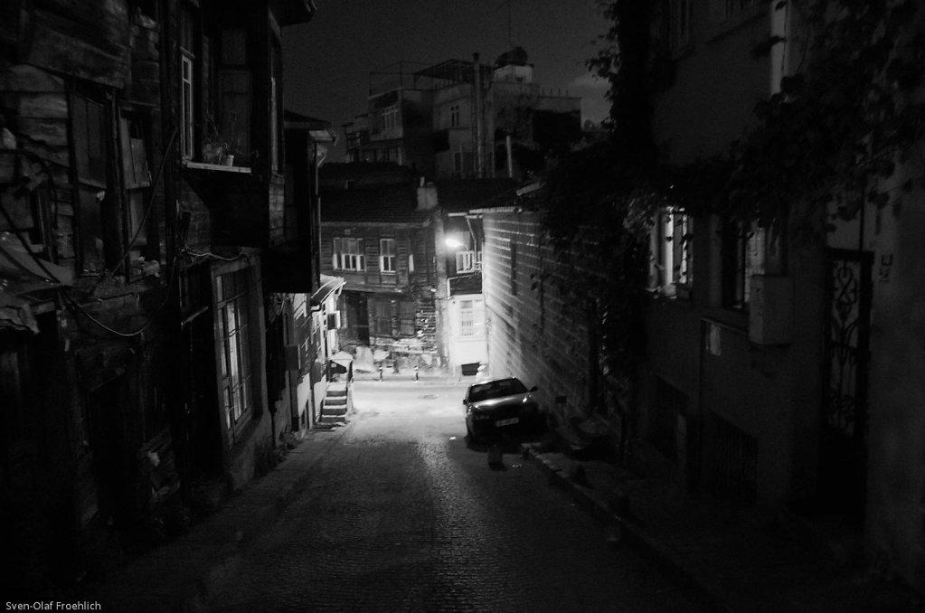 Abseits des Touristenstroms trifft man auf das wahre Istanbul